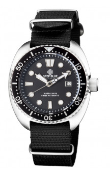 Military Diver  300 Swiss Automatic Nato  Strap