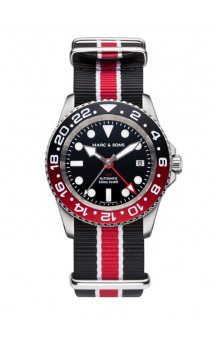 MARC & SONS  GMT MSG-007-5-OL-T17