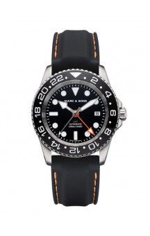 MARC & SONS  GMT MSG-007-6-OL-LS-K7