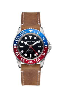 MARC & SONS  GMT MSG-007-7-OL-L8