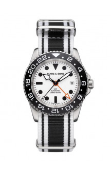 MARC & SONS  GMT MSG-MSG-007-8-OL-T12