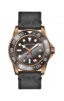 MARC & SONS GMT MSG-007B-3