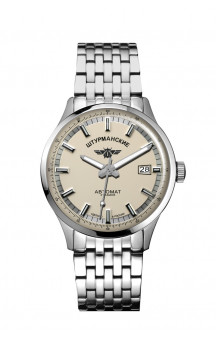 Sturmanskie Open Space White Dial