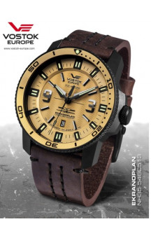 Vostok Europe Ekranoplan 546C513 Leather