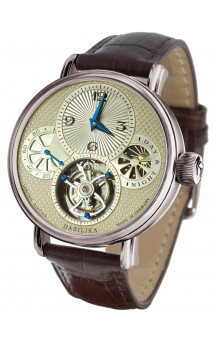 Poljot International Tourbillon Powerreserve 80 hours  3340.T10