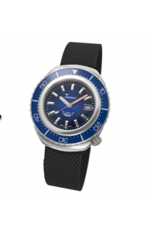 Squale 2002 101 PVD Steelband Blueface