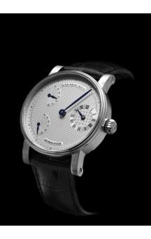 Schaumburg Watch Retrolateur blue