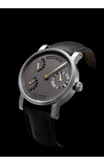 Schaumburg Watch Retrolateur gold