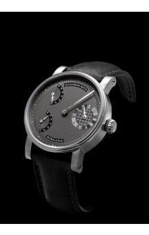 Schaumburg Watch Retrolateur Silver