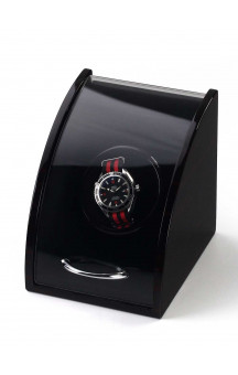 Rothenschild watchwinder for 1 ur.  RS-2100-EB