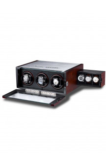 Rothenschild watch winder Havanna RS-2136-BLW