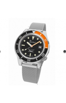 Squale 1521-026 B Steelband