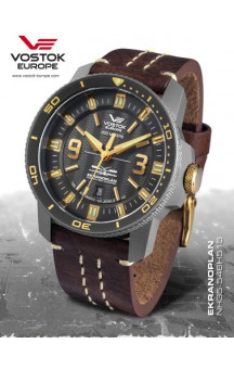 Vostok Europe Ekranoplan 546H515 Leather