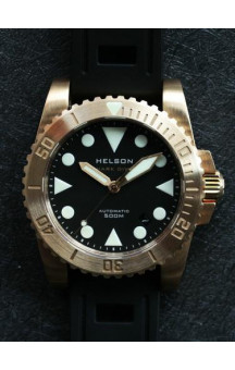 Helson Sharkdiver 42 Black Date