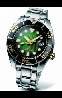 Seiko Prospex 200M Diver SPBC031 50 års jubilærumsmodel.
