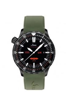 Sinn Art-Nr. 403.062 Diver UX Quartz Special OPS Green Siloconestrap