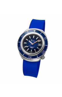 Squale 2002 101 Blue Rubberband Blueface