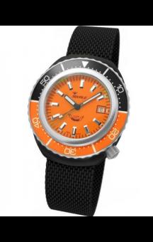 Squale 2002 101 PVD Steelband Orange
