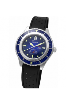 Squale Master Blue