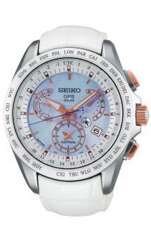 Seiko Astron SSE063J1 GPS Dual Time Solar