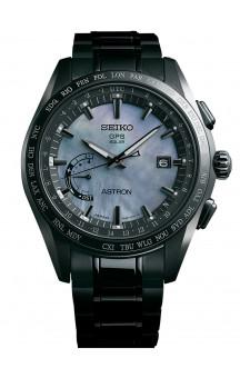 Seiko Astron SSE091J1  GPS Dual Time Solar
