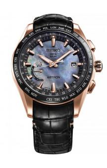Seiko Astron SSE105J1 GPS Dual Time Solar Novak Djokovic
