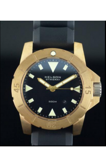 Helson Stingray 47 Bronze Black