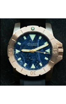 Helson Stingray 47 Bronze Blue Jade