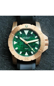 Helson Stingray 47 Bronze Green Jade
