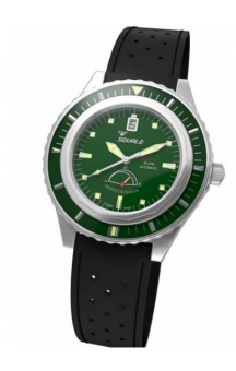 Squale Master Green