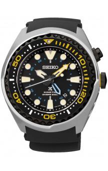 Seiko Kinetic Diver GMT Prospex SUN021P1
