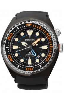 Seiko Prospex Kinetic GMT SUN23
