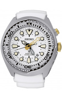 Seiko Prospex Kinetic GMT SUN043