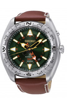 Seiko Prospex Kinetic GMT SUN051