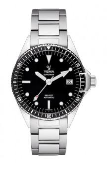 Yema Superman Automatic Swell YMHF1556A-AM Steel Bracelet