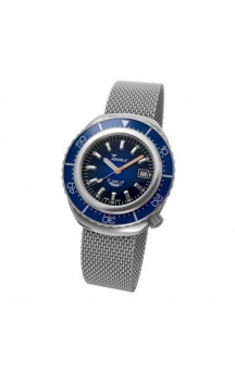 Squale 2002 101 Steelband Blueface