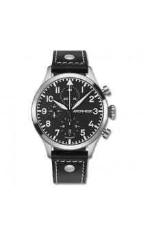 Archimede Pilot Chronograph . LS