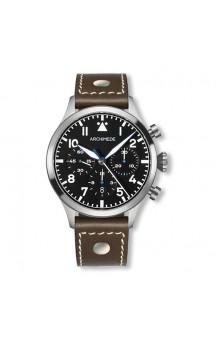 Archimede  Pilot Chronograph TRI . LDB
