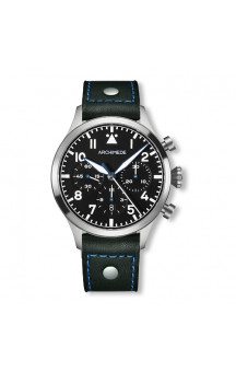 Archimede  Pilot Chronograph TRI . LSB