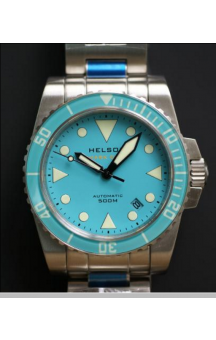 Helson Sharkdiver 40 Turquoise