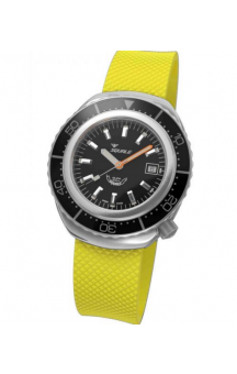 Squale 2002 101 Yellow Rubberband